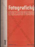 Fotografický obzor, ročník XLVI (Spojené měsíčníky Fotografický obzor a Rozhledy fotografa amatéra) - náhled