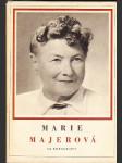 Marie Majerová ve fotografii - náhled