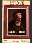 Kdo je Anatole France - náhled