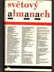 Světový almanach - náhled