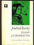 Život J. A. Rimbauda - náhled