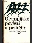Olympijské pověsti a příběhy - náhled