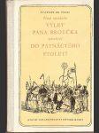 Nový epochální výlet pana Broučka tentokrát do patnáctého století - náhled