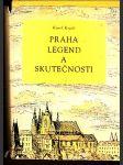 Praha legend a skutečností - náhled
