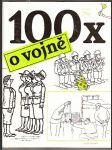 100 x o vojně - náhled