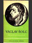 Václav Šolc- básník prvosenek - náhled