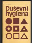 Duševní hygiena - náhled