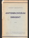 Antonín Dvořák dirigent - náhled