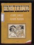 H. Fielding Cudný lokaj a slavný mizera (580209) exter. sklad - náhled
