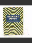 Kniha Chemické prvky - náhled