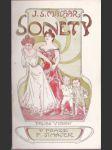Čtyři knihy sonetů - 1890-1892 - náhled