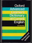 Oxford advanced learner's dictionary of current English - náhled