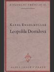 Leopolda Dostalová - náhled