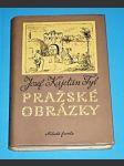 Pražské obrázky - náhled