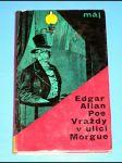 Vraždy v ulici Morgue a jiné povídky - náhled
