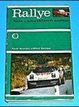 Rallye - Kniha o automobilových soutěžích - náhled