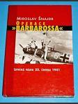 Operace Barbarossa - Letecká válka 22. června 1941 - náhled