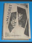 3x Maigret - náhled