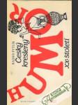 Český kreslený humor XX.století - náhled