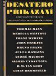 Desatero přikázání - deset kratších románů o Hitlerově válce proti mravnímu zákonu - náhled