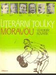 Literární toulky Moravou - náhled