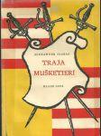 Traja Mušketieri - náhled
