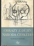 Obrazy z dějin národa Českého I-III. - náhled