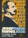 Josef Mánes - náhled