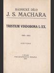 Tristium Vindobona. I-XX, 1889-1892 + Boží bojovníci + Jed z Judey - náhled