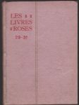 Les livres roses 29-31 - náhled