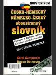 Česko - německý a německo - český slovník - náhled