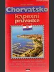 Chorvatsko kapesní průvodce - náhled