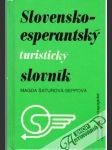 Slovensko-esperantský a esperantsko-slovenský turistický slovník - náhled