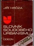 Slovník soudobého urbanismu - náhled