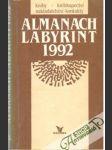 Almanach labyrint 1992 - náhled