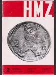 HMZ - katalog (numismatika) - náhľad