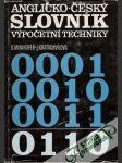 Anglicko - český slovník výpočetní techniky - náhled