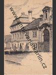 Rodný dům Smetanův (č. 23913) - náhled