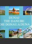 Dunaj, The Danube, Die Donau a Duna - náhled