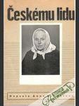 Českému lidu - náhled