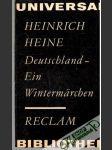 Deutschladn - Ein Wintermärchen - náhled