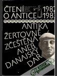 Čtení o antice 1982, 1983 - náhled