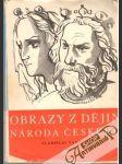 Obrazy z dějin národa českého - náhled