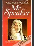 George Thomas, Mr. Speaker - náhled
