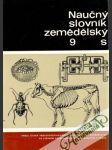 Naučný slovník zemědělský 9. - náhled