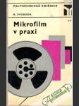 Mikrofilm v praxi - náhled
