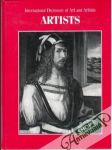 International Dictionary of Art and Artists - náhled