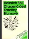 Ztracená čest Kateřiny Blumové - náhled