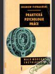 Praktická psychologie práce - náhled
