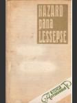 Hazard pana Lessepse - náhled